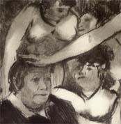 В пространстве полусвета. Иллюстрации Эдгара Дега